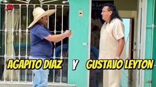 Agapito Diaz y Gustavo Leyton | JR INN