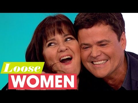 Donny Osmond Talks His Career, Fans And Fame | Loose Women