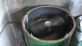 переделка домашней зернодробилки