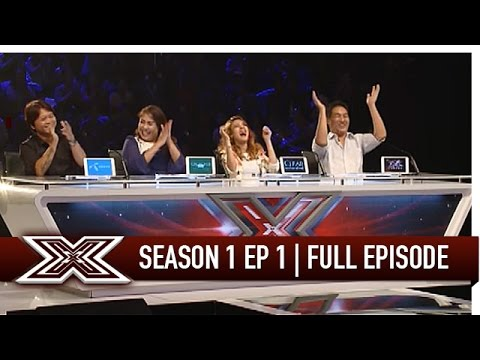 X Factor Myanmar Auditions | Season 1 Episode 1 | Full Episode 2016