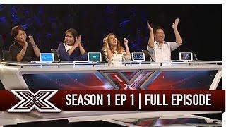 X Factor Myanmar Auditions | Season 1 Episode 1 | Full Episode 2016