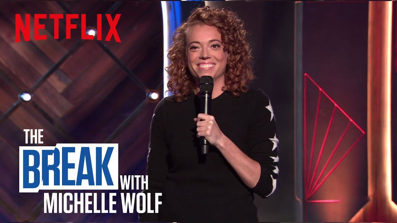 The Break with Michelle Wolf | Billy Joel | Netflix