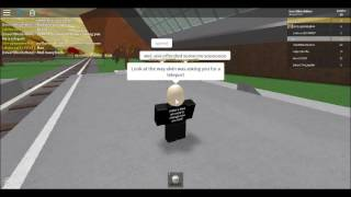 Exploiter in a classic ROBLOX game