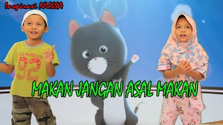 NUSSA | Makan Jangan Asal Makan Inspirasi #nussabisa #nusarara #animasi #kartunindonesia #attanaya