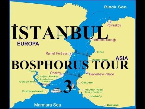 Turkey-Istanbul (Bosphorus tour/Boğaz turu 3) Part 66