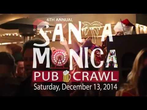Santa Monica Pub Crawl 2014