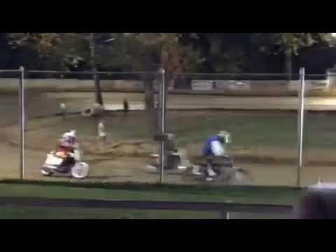 John Breslin Jr. Flat Track racing