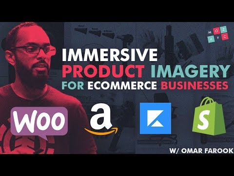 Product Image Strategy for eCommerce Businesses - w/Omar Farook