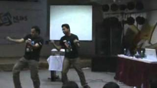 AIESEC JIVES & ROLL CALLS - PUT YOUR HANDS UP(DETROIT) performed @NLDS 2011 by AIESEC BANGLADESH.flv