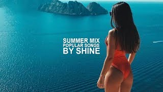 Gambar cover Ibiza Summer Mix 2018 🌱 Best Summer Hits 🌱 Best Of Remixes Deep House 2018