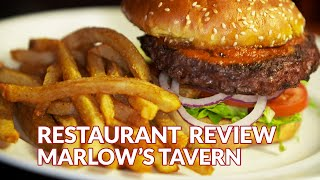 Restaurant Review - Marlows Tavern, American (New) | Atlanta Eats