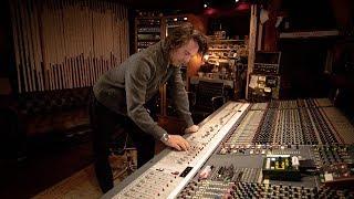 Tom Elmhirst mixing David Bowie's