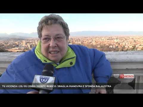 TG VICENZA | 20/01/2020 | MONTE BERICO: SBAGLIA MA...