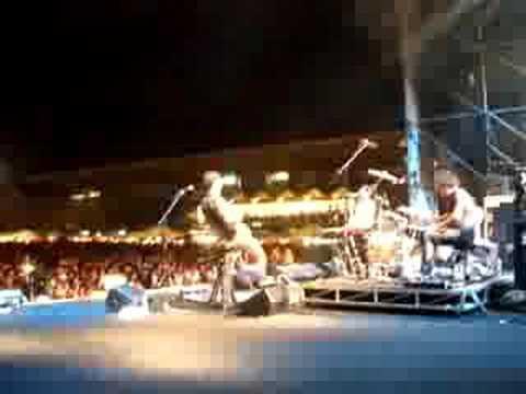 Pivot - Epsilon (Live) - ItaliaWave 2008