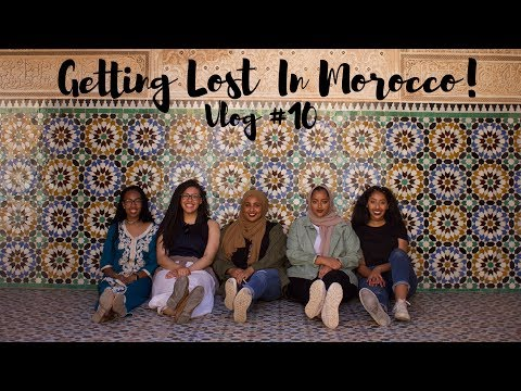 Getting Lost in Morocco! (Vlog #10)