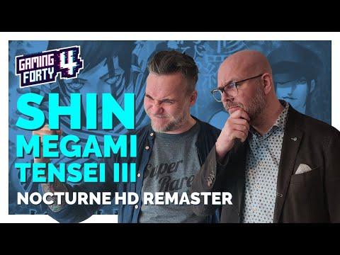 SHIN MEGAMI TENSEI III: Nocturne HD Remaster! Oldie but goldie?