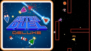 Astro Duel Deluxe for Nintendo Switch Review