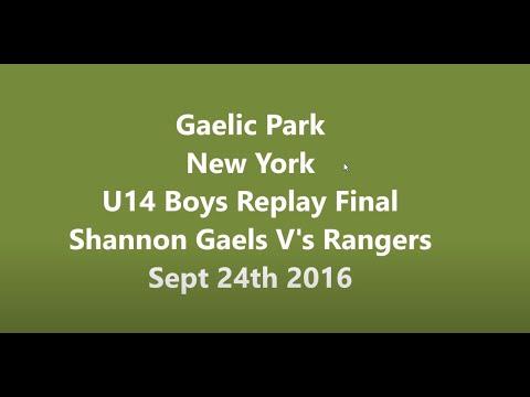 20160924 Shannon Gaels V's Rangers