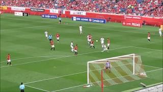ルヴァンカッププレーオフステージ第二戦2対1で浦和勝利 小塚選手のゴ...