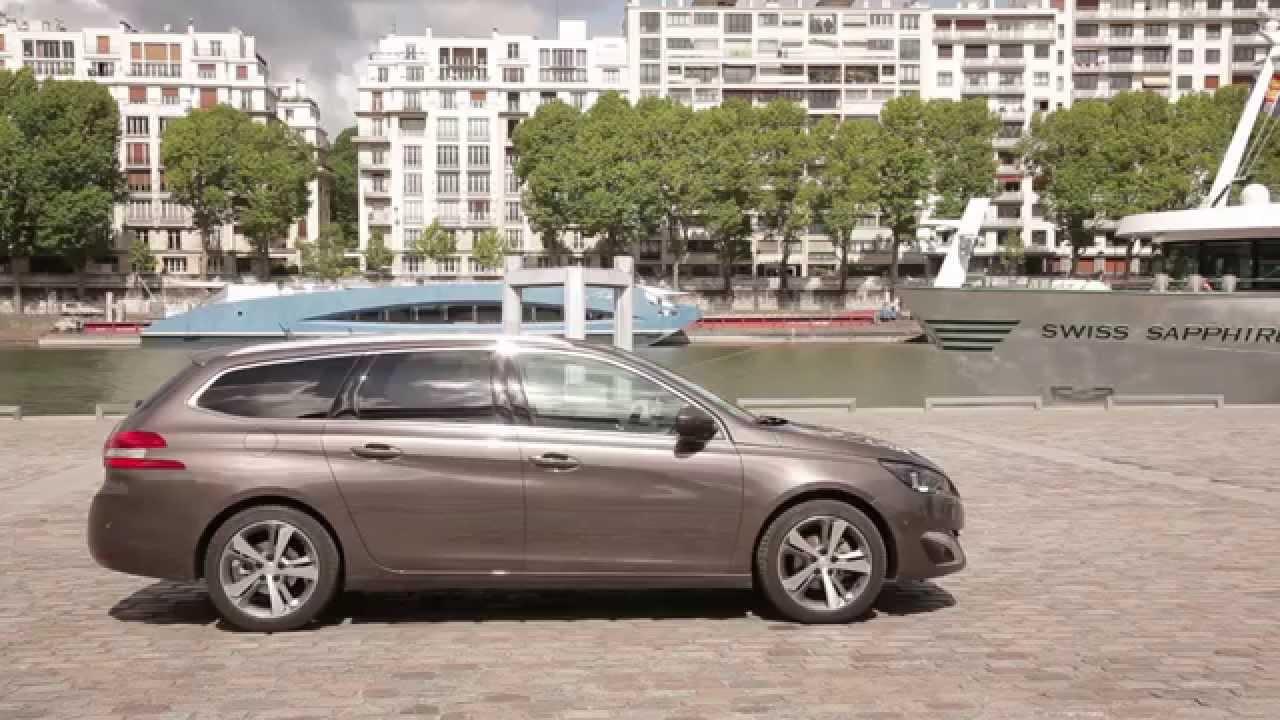 Essai Peugeot 308 Sw 1 2 E-thp 130ch