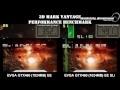 3D Mark Vantage, GTX 460 1024MB (Fermi) EE Single Card Vs SLi