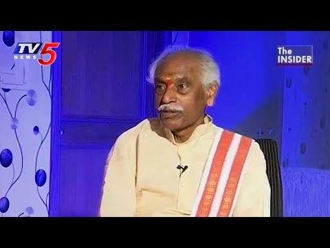 Bandaru Dattatreya Exclusive Interview | The Insider | TV5 News