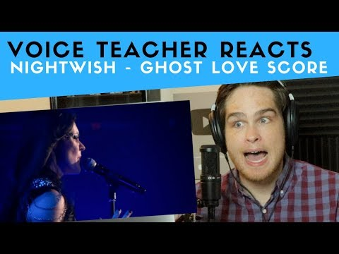 Vocal Analysis of Nightwish - Ghost Love Score (Voice Teacher Reacts)