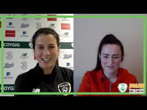 #IRLWNT link up with Jigsaw