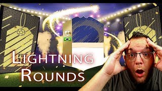 250€ in 100K FIFA PACKS LIGHTNING ROUNDS | PACK OPENING | FIFA 18 Ultimate Team