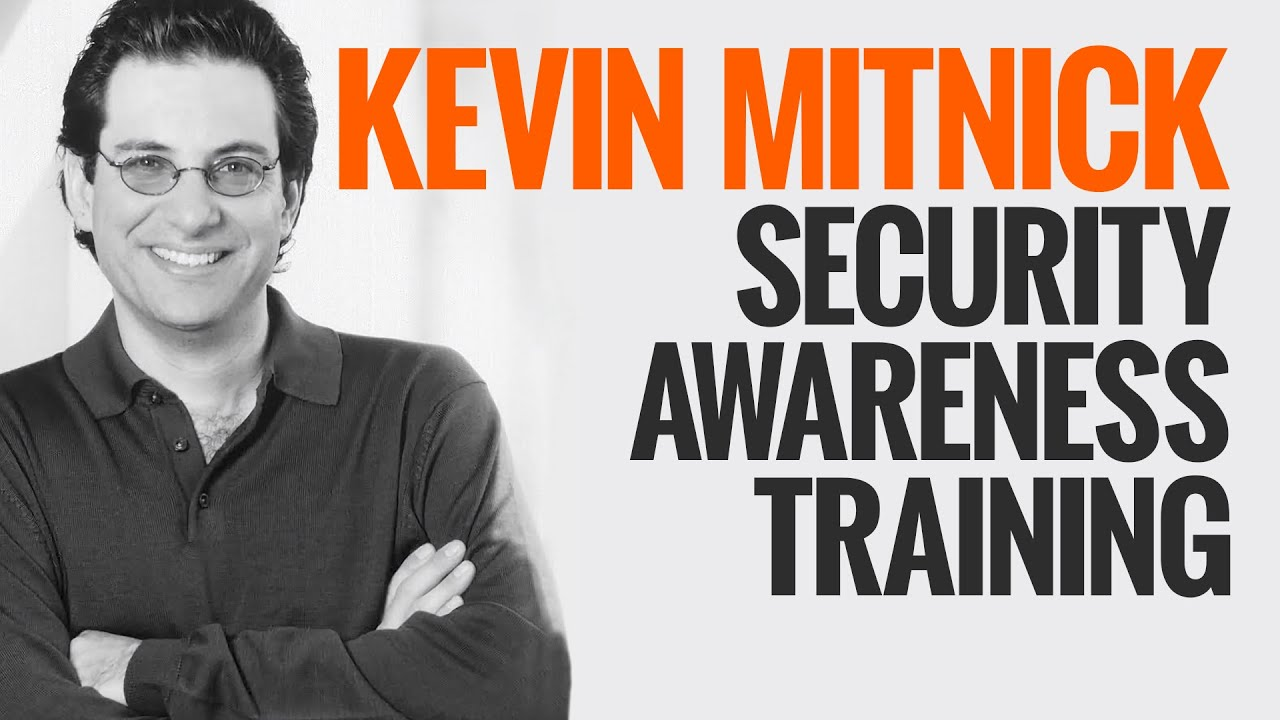 Kevin Mitnick Security Awareness Training