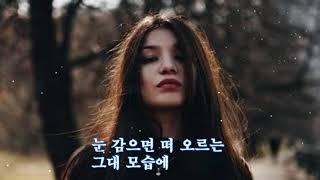 봉은주-잊을수만 있다면(가사자막)