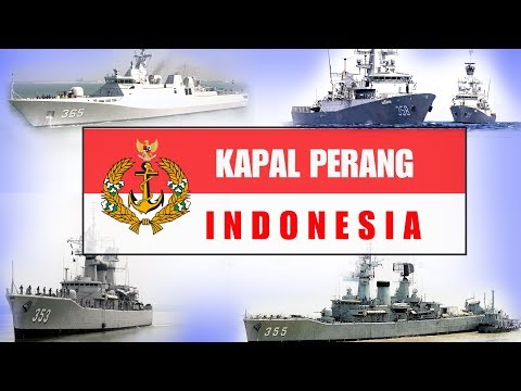 Daftar Kapal Perang Indonesia