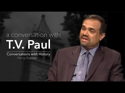 The Warrior State: Pakistan in the Contemporary World with T.V. Paul - Conversations with History