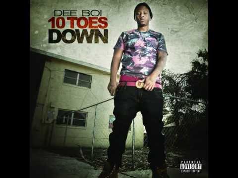 Dee Boi  - 10 Toes Down (Full Mixtape)