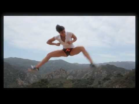 Bianca Bree Van Damme Daughter Helicopter Kick, JCVD legacy Continues.