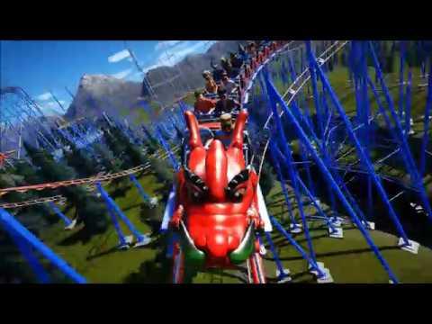Planet Coaster - Angry Dragon (Non-Junior Coaster) |