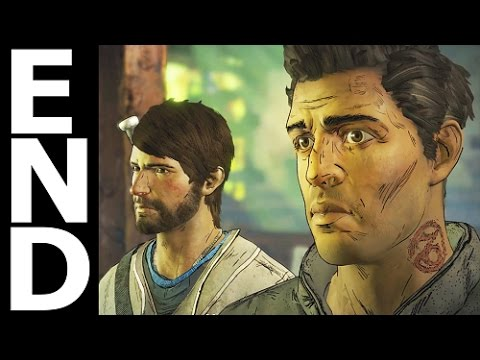 The Walking Dead Season 3 Episode 3 ENDING - Stay With David, Max Tells The  Truth - A New Frontier