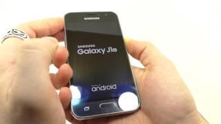 видео обзор смартфона Samsung SM J120F Galaxy J1 8 ГБ черный