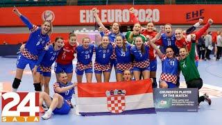 Čudesne rukometašice! Hrvatice su BRONČANE na Euru 🇭🇷❤️