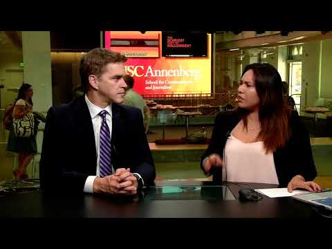 Interview with Luc Robitaille at USC Annenberg