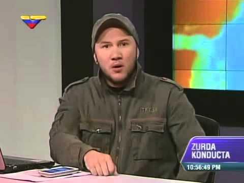 """Video de Lorent Gómez Saleh incriminando a Antonio Ledezma y Ronny Navarro """"Guerrilla"""""""