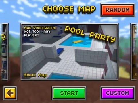 Pixel Gun 3D: Creepy Online Dating