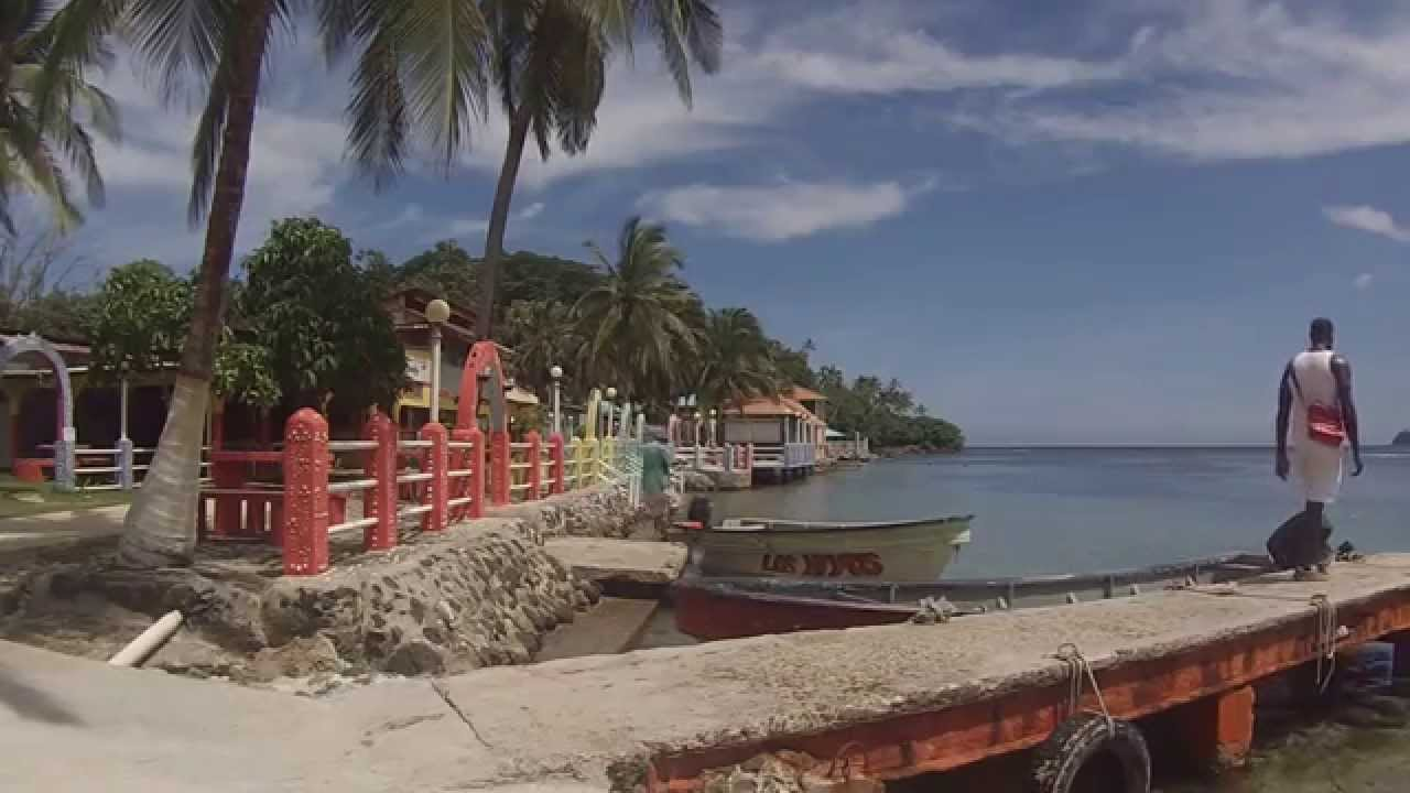 A GoPro Day On Isla Grande Colon Panama