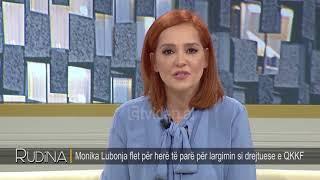 Rudina/  Monika Lubonja sqaron per here te pare arsyet e largimit nga QKKF (16.05.2018)