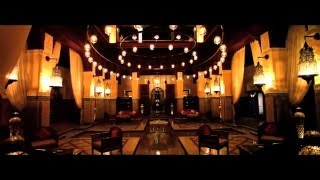ROYAL MANSOUR, MARRAKECH – MOROCCO – LUXURY HOTEL AFRICA TRAVEL RESORT FILM