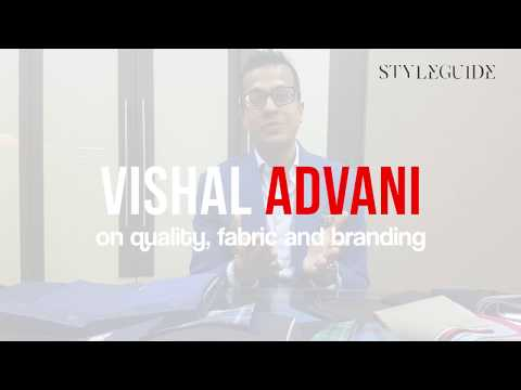 Exploring The World of Fabrics - Featuring Vishal Advani from NJ Bhagwan