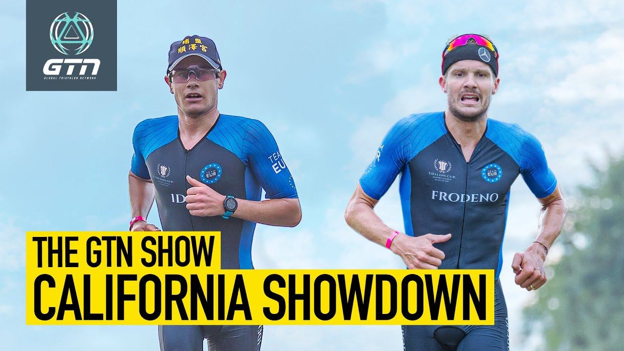 Download Frodeno and Iden To Face-Off At Ironman California | The GTN Show Ep. 218