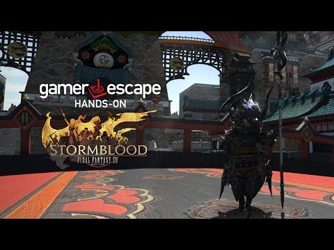 Final Fantasy XIV: Stormblood Preview | Page 12 of 21 | YOUniversityTV