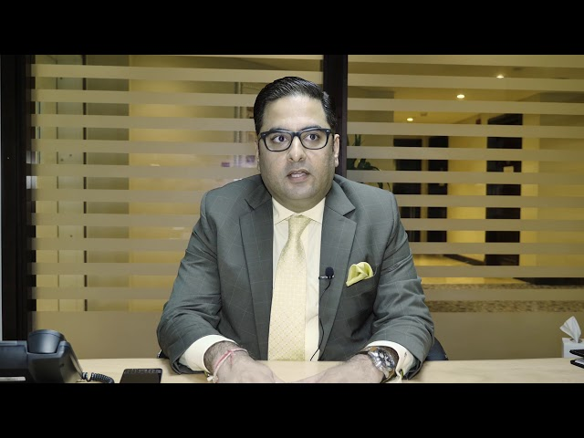 Summit Ahuja, Managing Partner, Just Legal