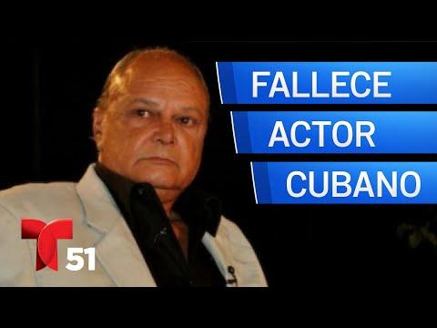 Fallece el actor